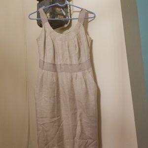 Short fresh linen Dress